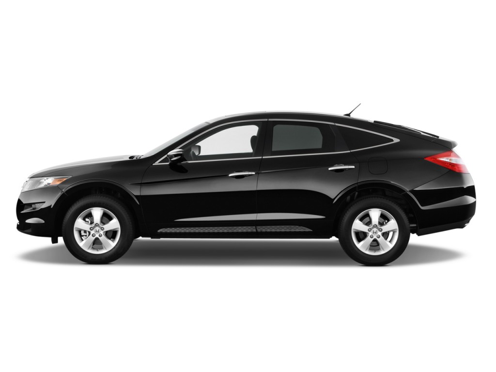 2011 Honda Accord Crosstour 2wd 5dr Ex Side Exterior View