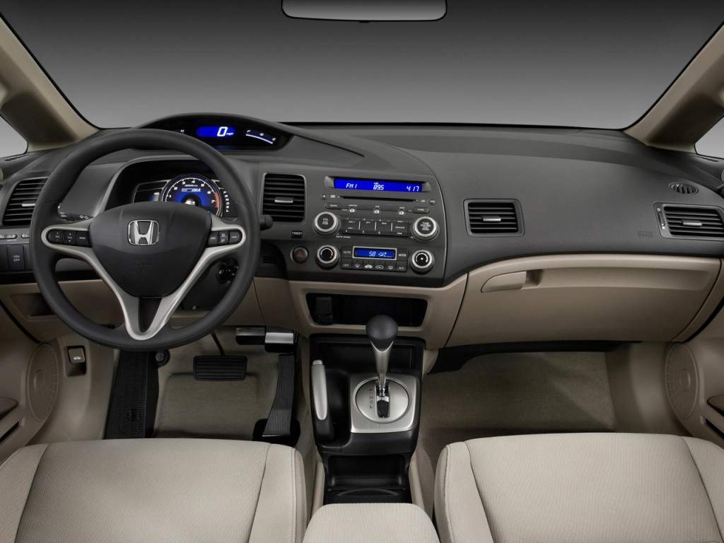 2011 Honda Civic Hybrid Pictures Photos Gallery The Car
