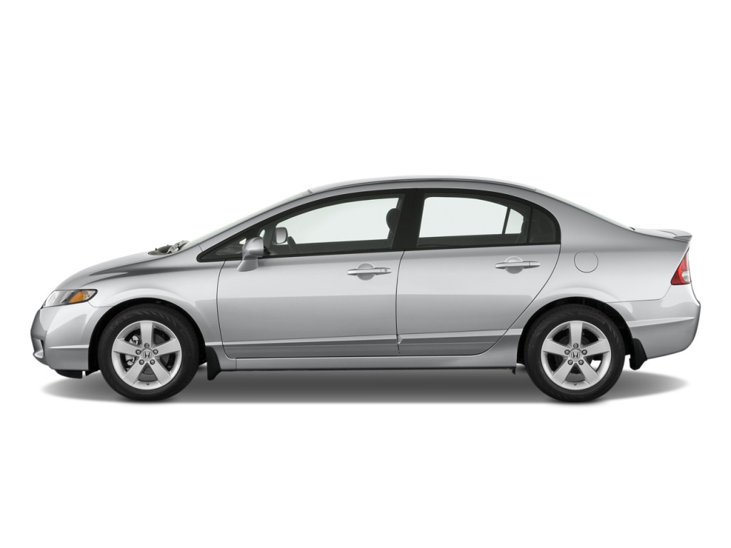 Image 2011 Honda Civic Sedan 4 Door Auto Lx S Side