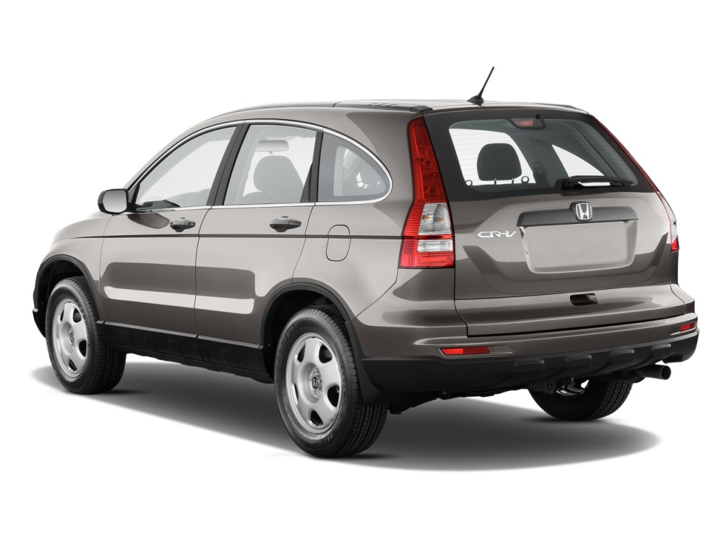 Image 2011 Honda Cr V 2wd 5dr Lx Angular Rear Exterior View Size 1024 X 768 Type Gif