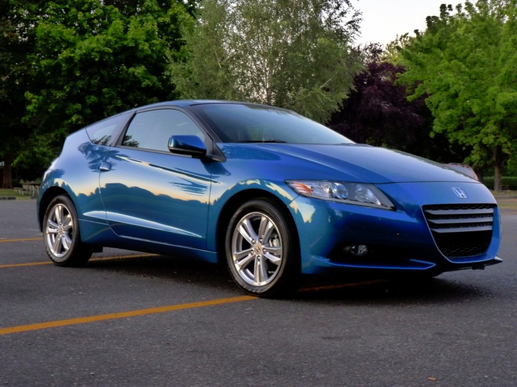 2011 honda cr z frugal and fun or compromised consumption. Black Bedroom Furniture Sets. Home Design Ideas
