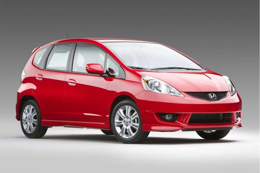 Honda Fit Retains 1 Spot On Consumer Reports Best Value List