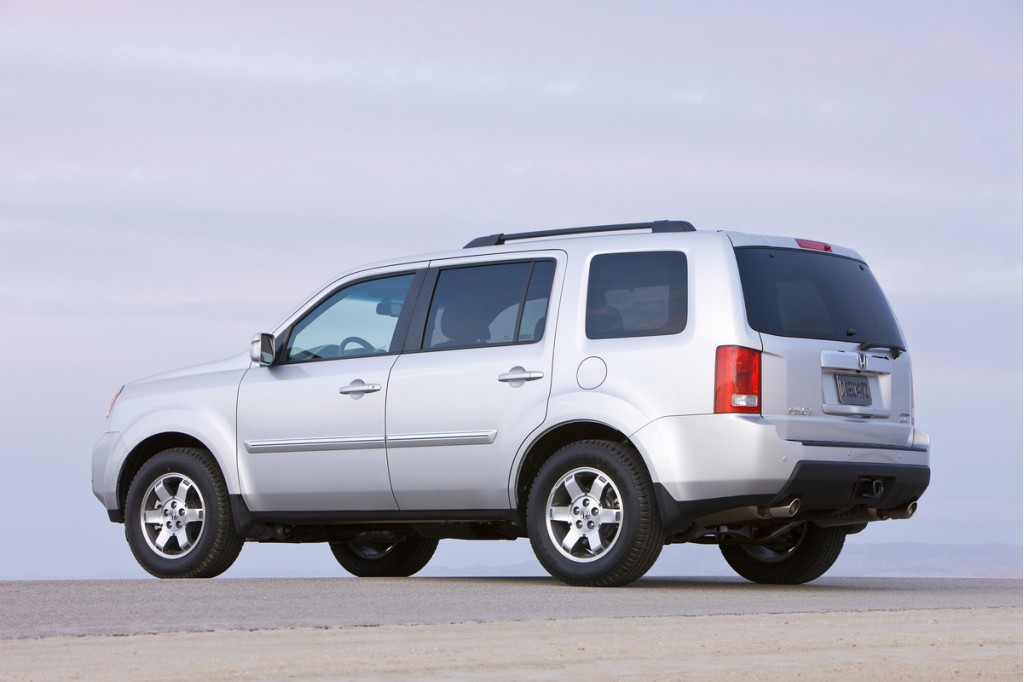 2011 Honda Pilot Pictures Photos Gallery Green Car Reports