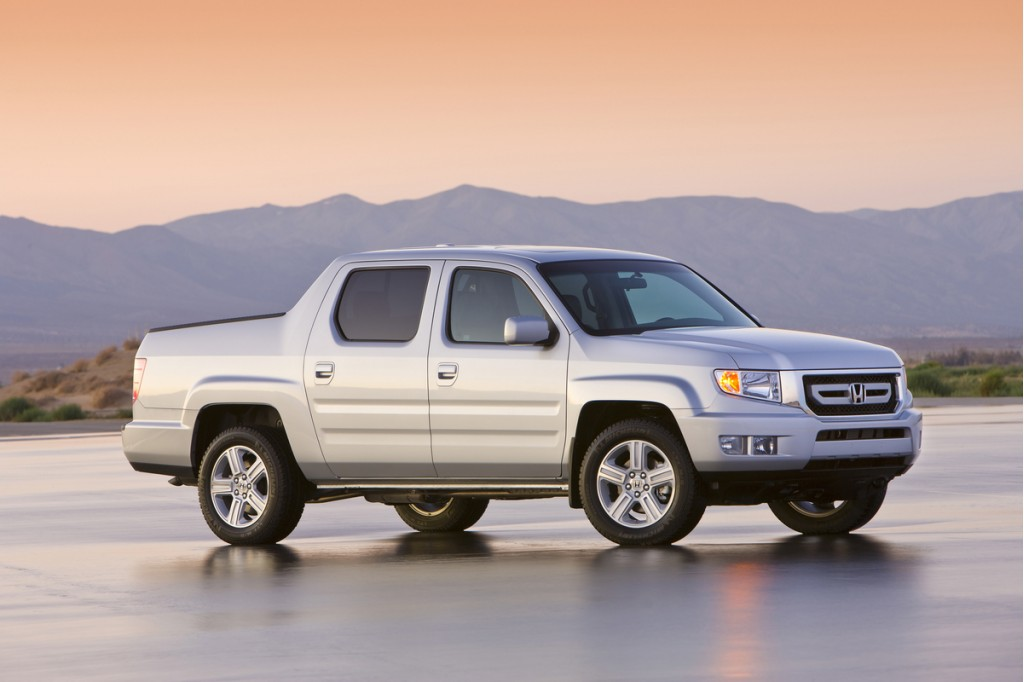2011 honda ridgeline pictures photos gallery green car. Black Bedroom Furniture Sets. Home Design Ideas