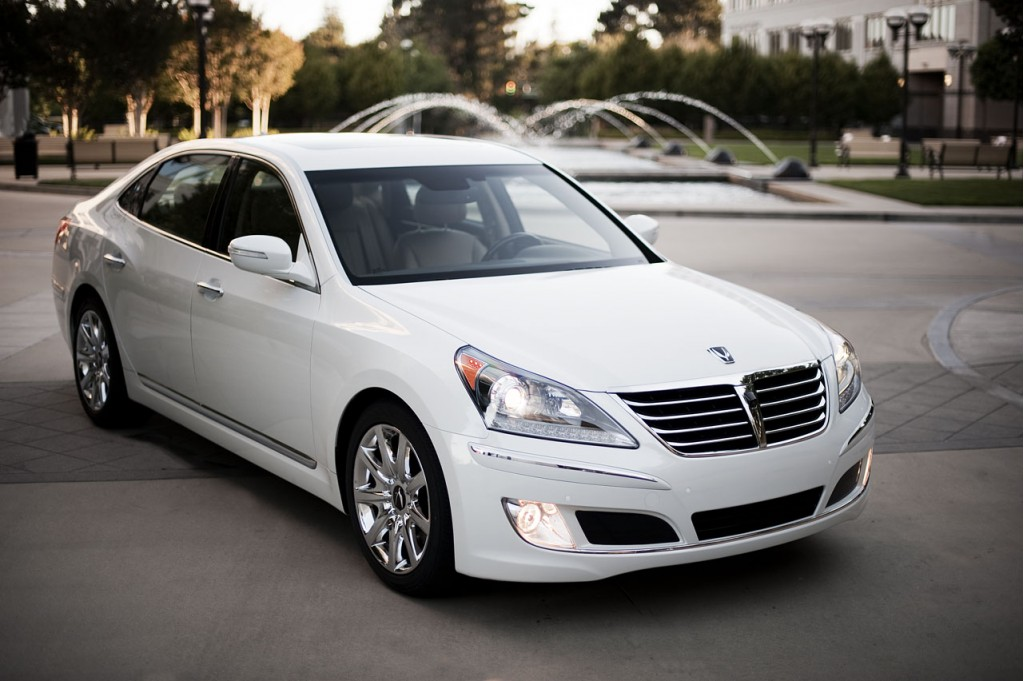 2011 Hyundai Equus Pictures Photos Gallery Motorauthority
