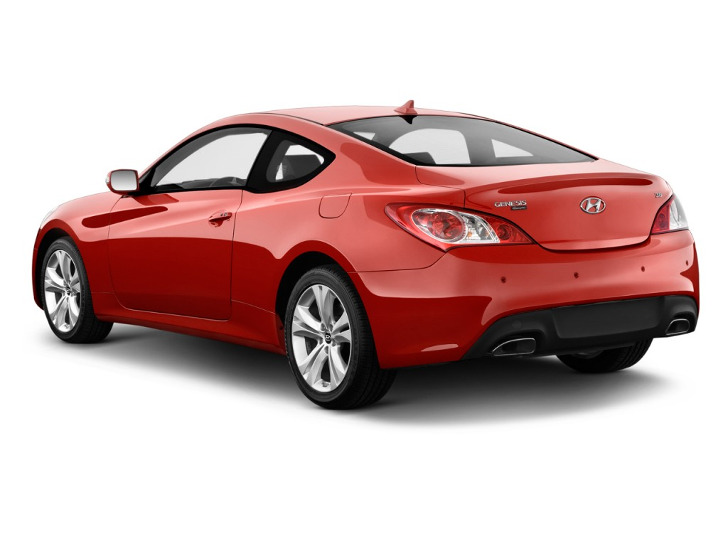 2011 Hyundai Genesis Coupe Pictures Photos Gallery