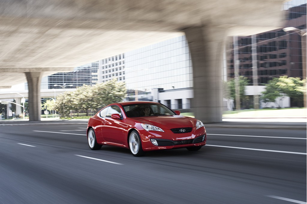 2011 Hyundai Genesis Coupe Pictures Photos Gallery The