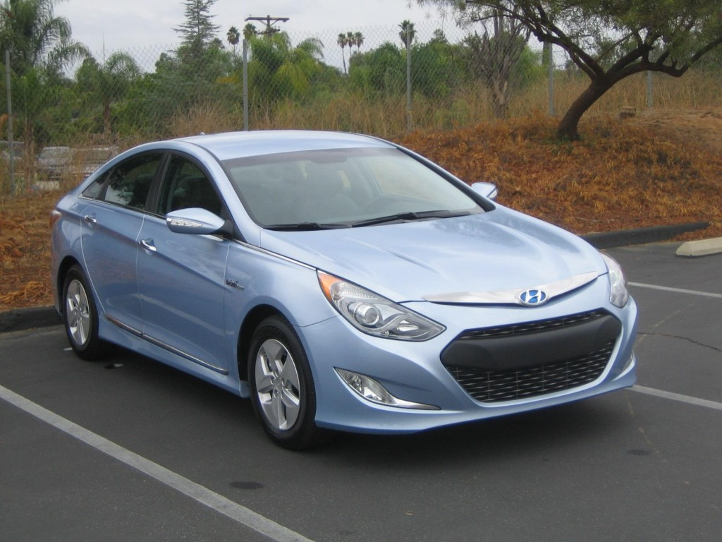 2011 Hyundai Sonata Hybrid Pictures Photos Gallery