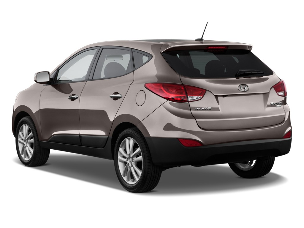 2011 Hyundai Tucson Pictures Photos Gallery Motorauthority