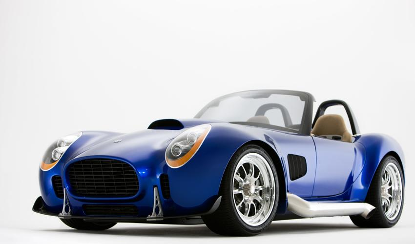 iconic motors ac roadster is a modern shelby cobra. Black Bedroom Furniture Sets. Home Design Ideas