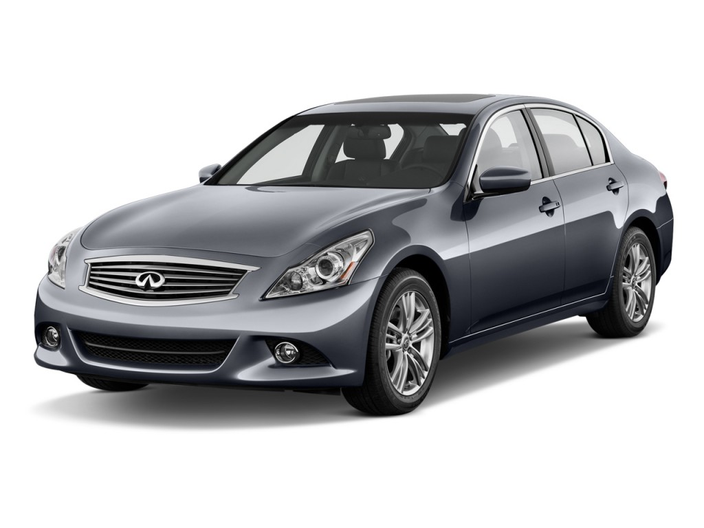 Image 2011 Infiniti G37 Sedan 4 Door Journey Rwd Angular