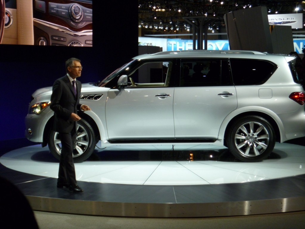 Infiniti qx56 related imagesstart 450 weili automotive network infiniti qx56 2014 infiniti qx56 live gallery vanachro Image collections
