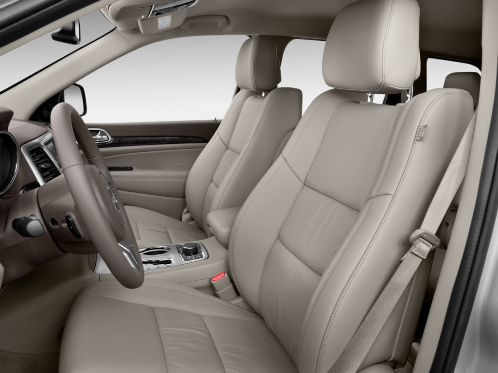 2011 jeep grand cherokee 4wd 4 door laredo front seats. Black Bedroom Furniture Sets. Home Design Ideas