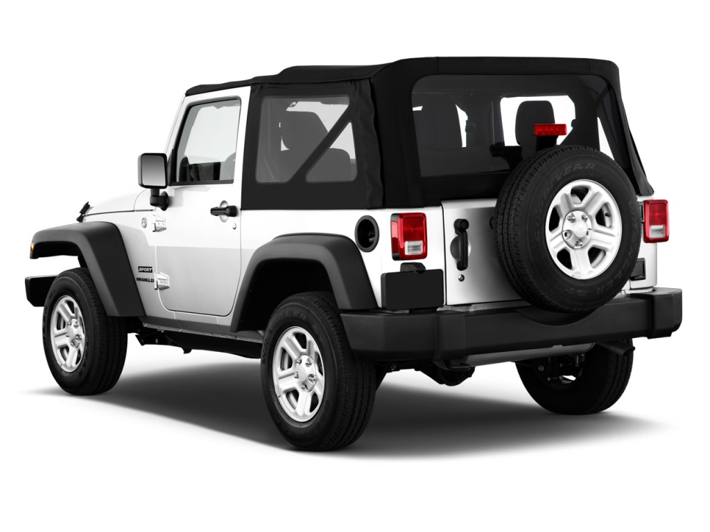 image 2011 jeep wrangler 4wd 2 door sport angular rear exterior view size 1024 x 768 type. Black Bedroom Furniture Sets. Home Design Ideas