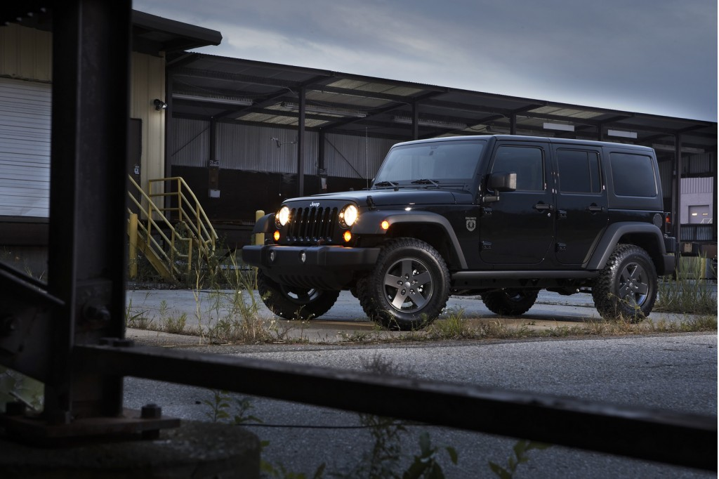 call of duty black ops edition jeep wrangler