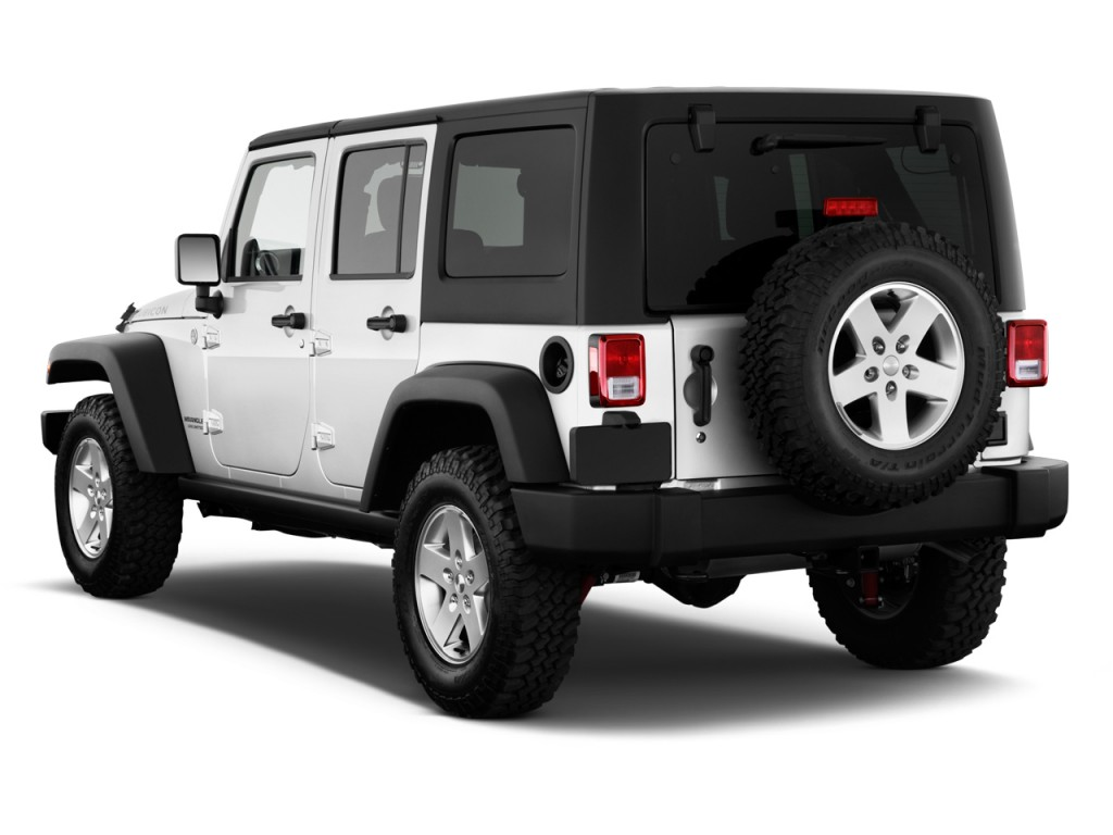 2011 Jeep Wrangler 4 Door
