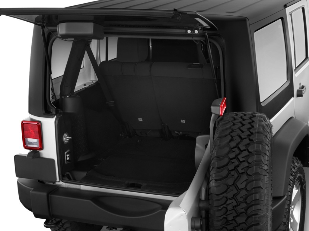4 Door Jeep Wrangler Cargo Net Car Interior Design