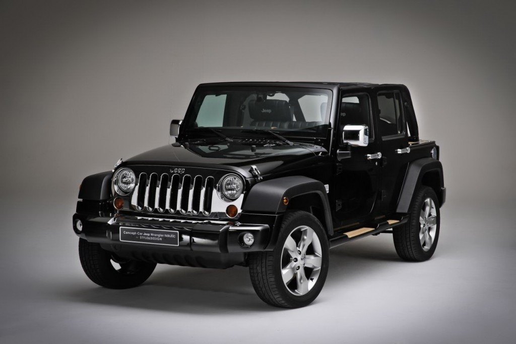 2011 Jeep Wrangler Unlimited Pictures/Photos Gallery - The Car .