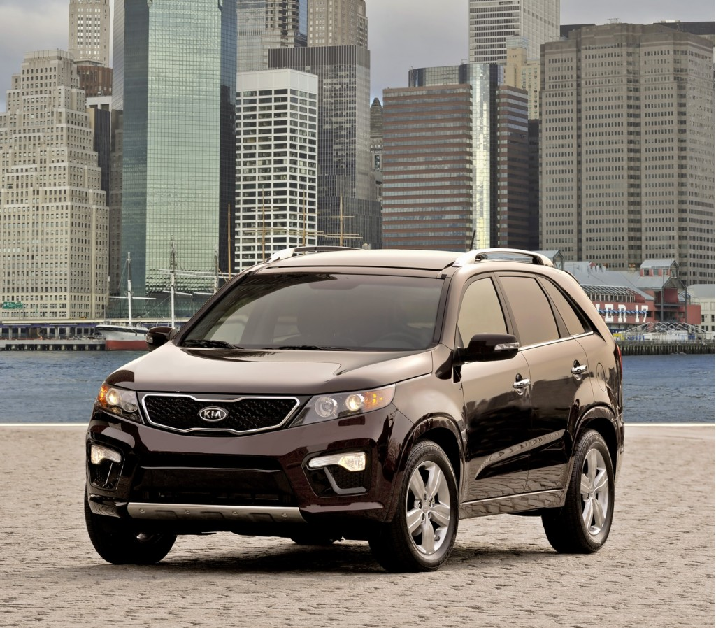 2011 kia sorento sx awd major league. Black Bedroom Furniture Sets. Home Design Ideas
