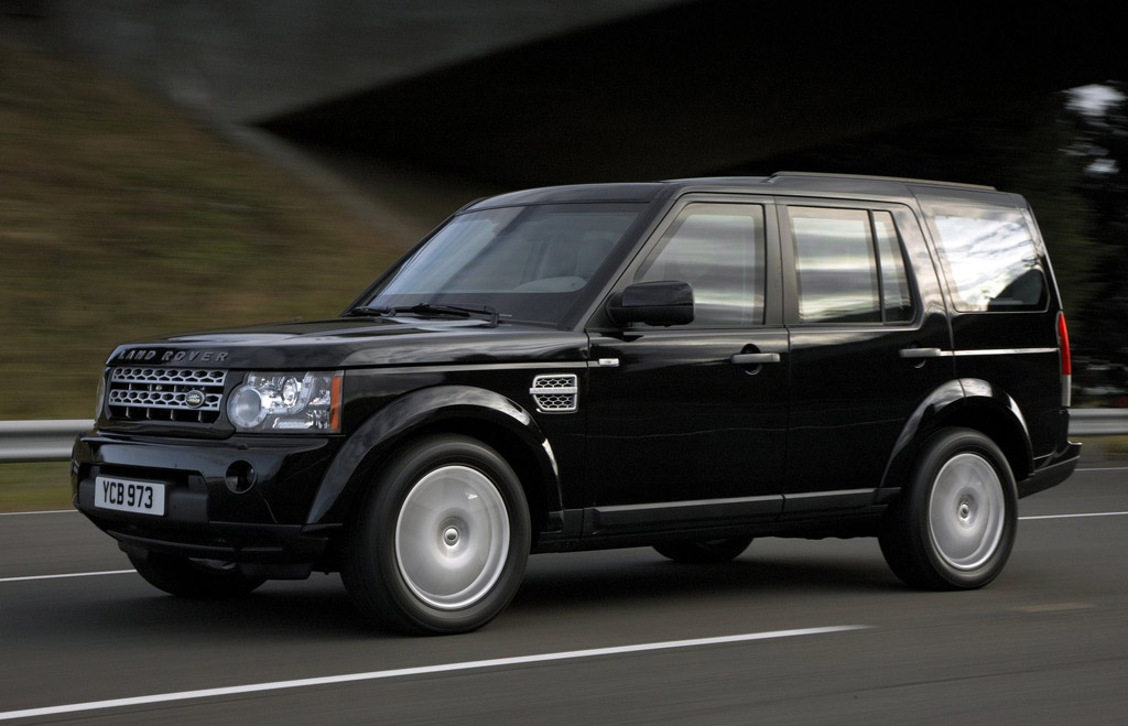 Land Rover Launches Bullet Proof Lr4 Armored