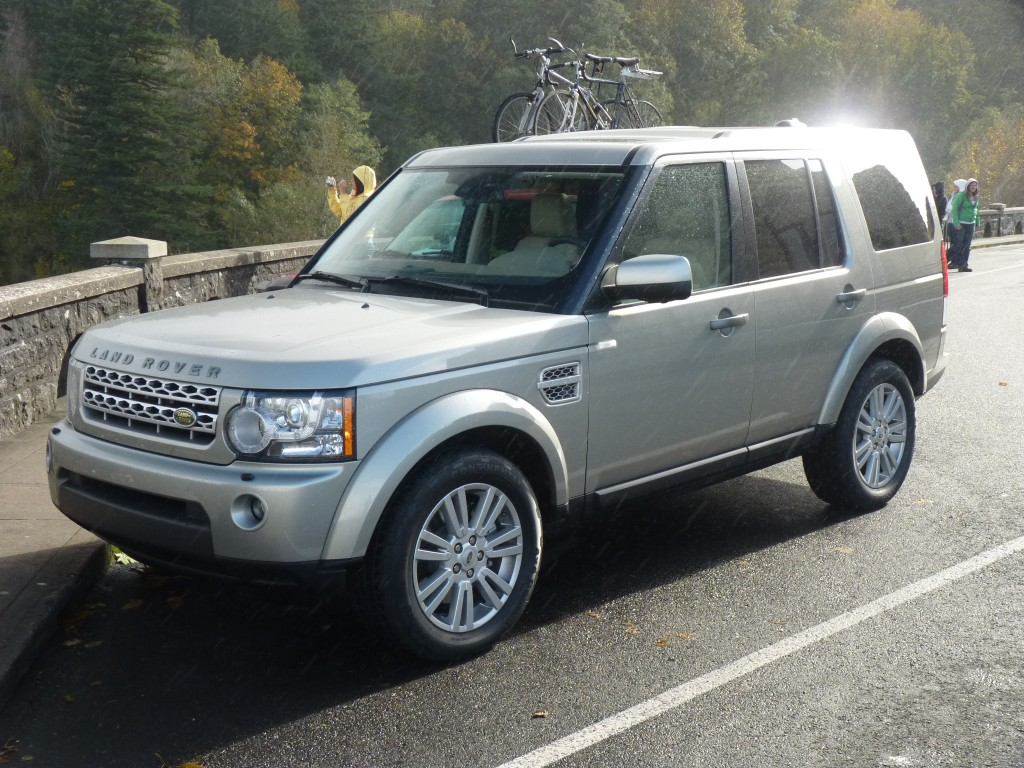 2016 Land Rover LR4 | Pricing, Ratings & Reviews | Kelley ...