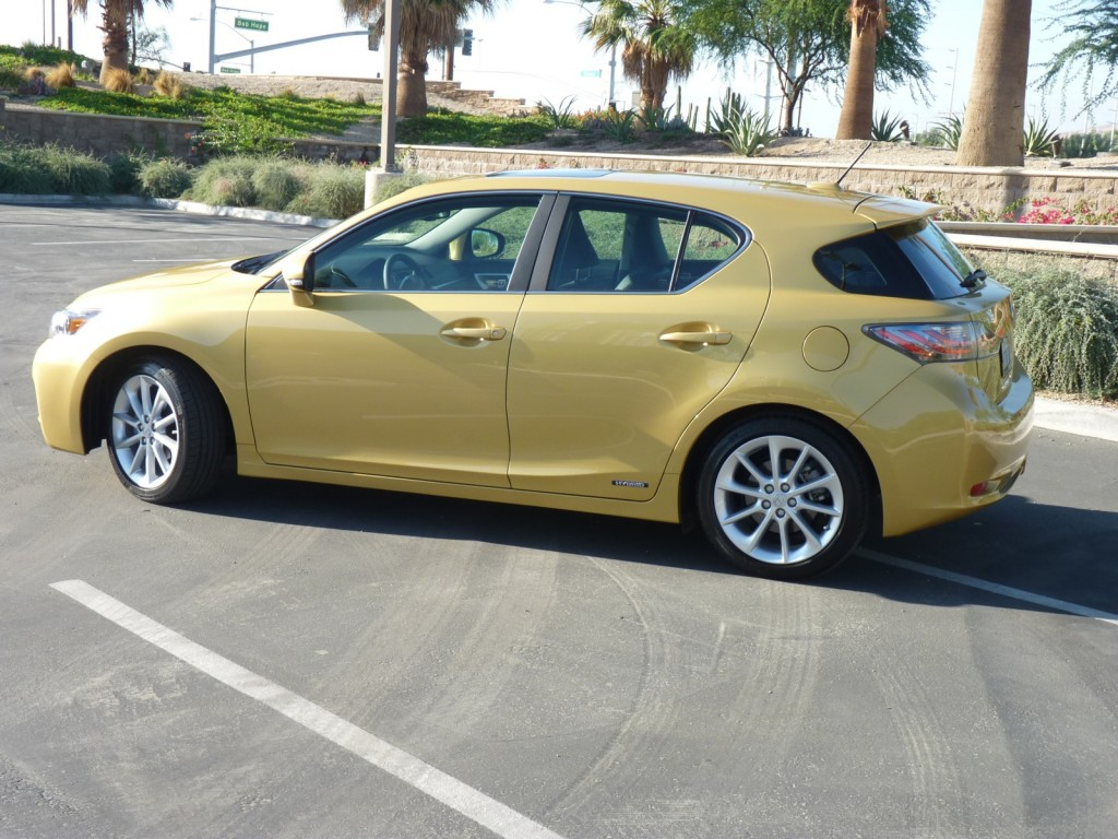 2011 lexus ct 200h picturesphotos gallery the car