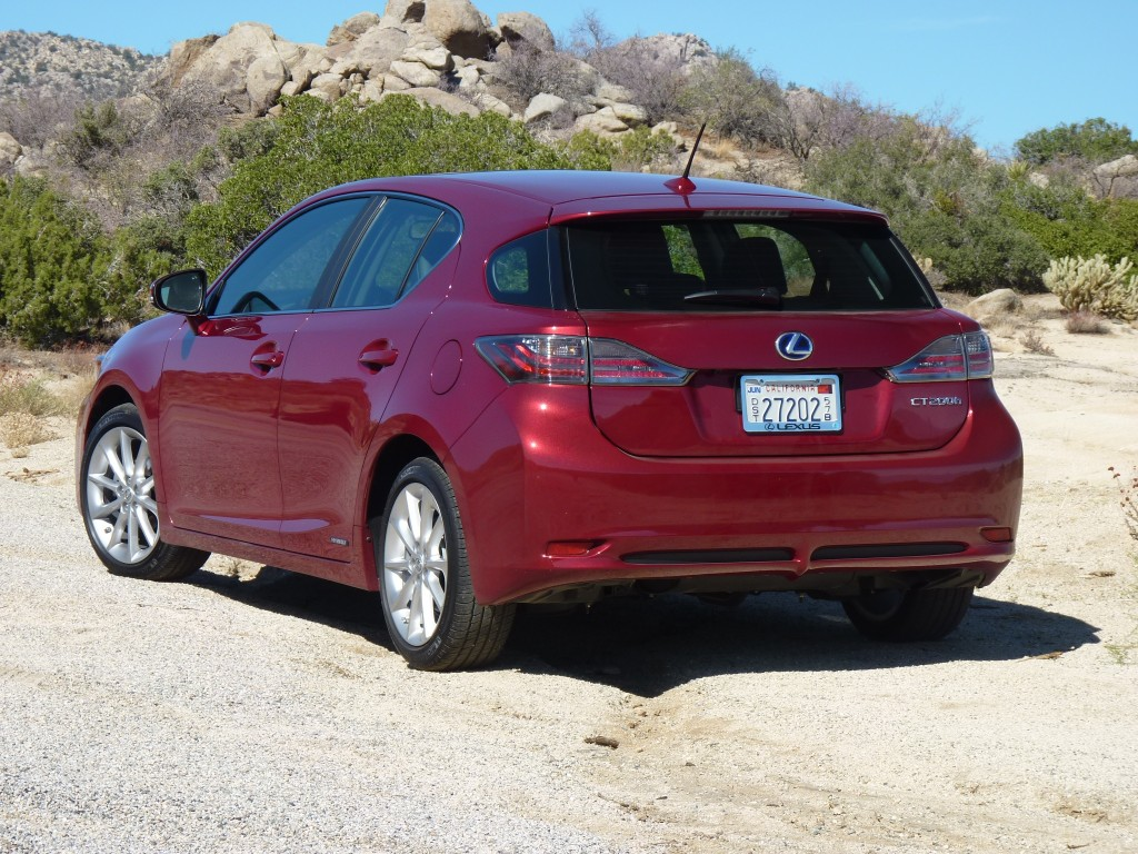 2011 Lexus CT 200h Pictures/Photos Gallery - Green Car Reports