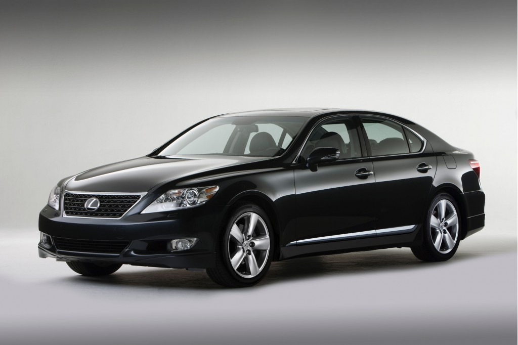 2011 Lexus Ls 460 Touring Edition Priced From 73 000