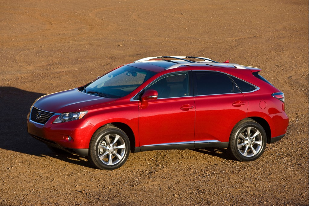 2011 lexus rx 350 pictures photos gallery motorauthority. Black Bedroom Furniture Sets. Home Design Ideas