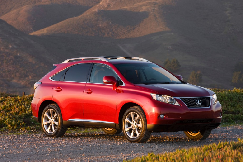 2011 lexus rx 350 recall watch. Black Bedroom Furniture Sets. Home Design Ideas