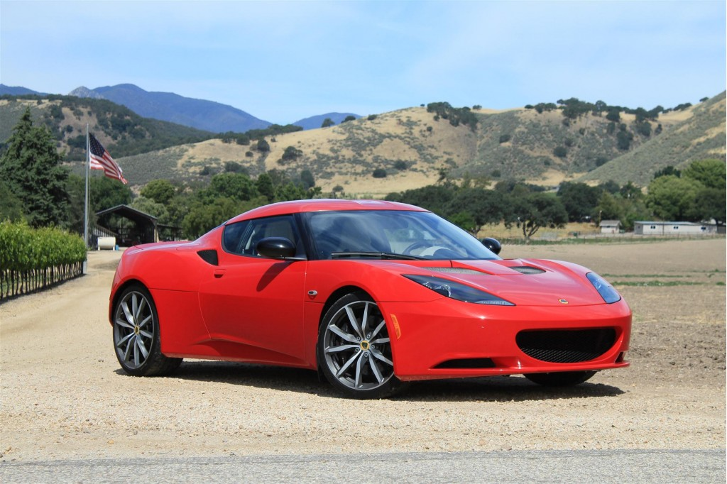 2011 lotus evora s first drive. Black Bedroom Furniture Sets. Home Design Ideas