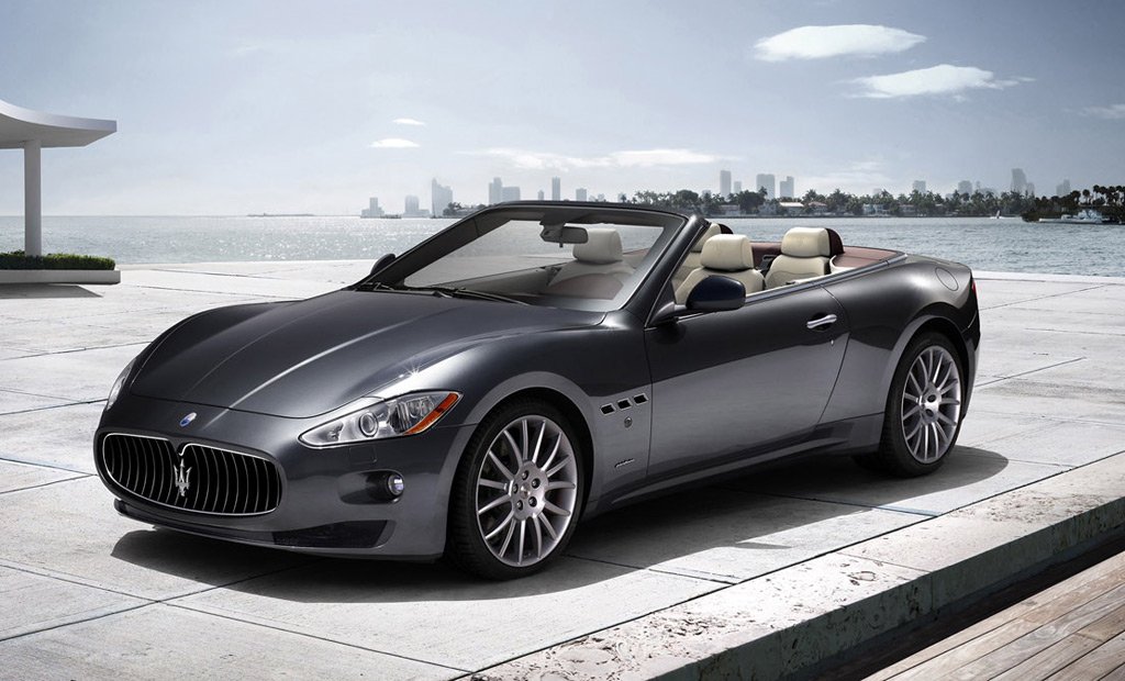 Image Result For  Maserati Granturismo Convertible