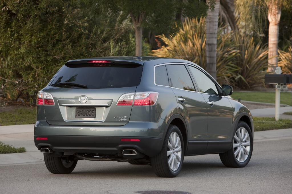 2011 Mazda Cx 9 Pictures Photos Gallery Motorauthority