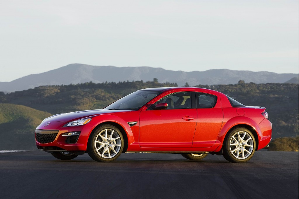 2011 Mazda Rx 8 Pictures Photos Gallery Motorauthority