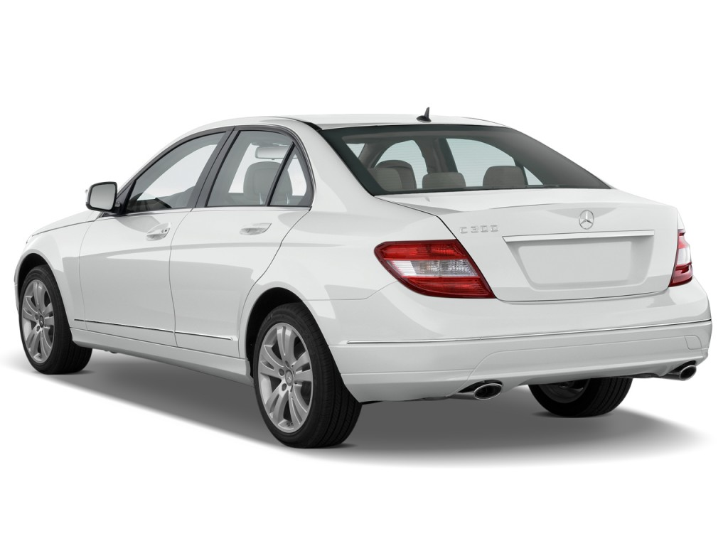 Image 2011 mercedes benz c class 4 door sedan 3 0l luxury for 2011 mercedes benz c class c300