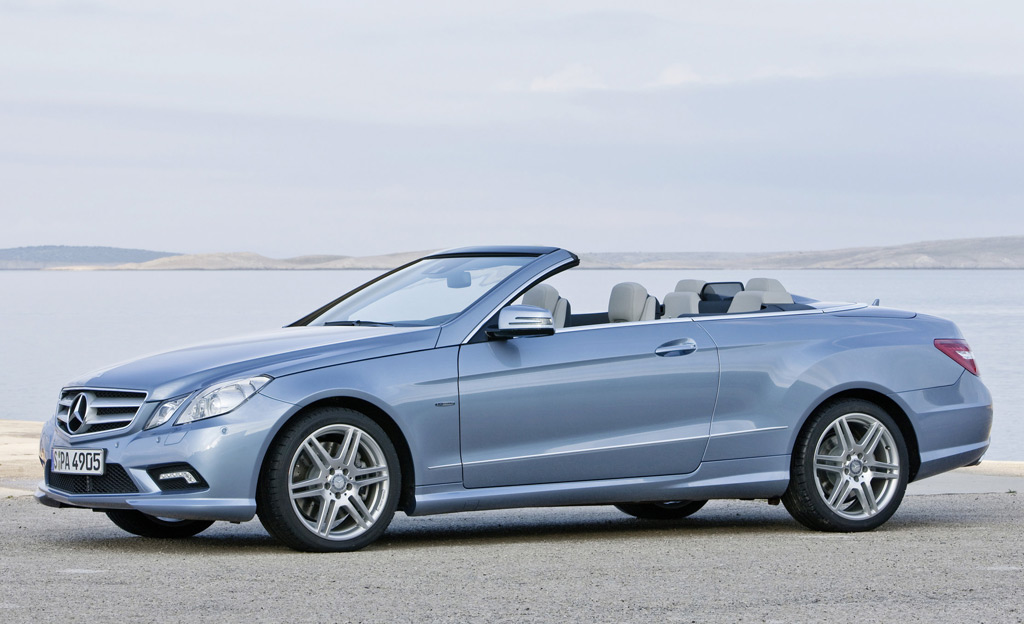 2011 mercedes benz e class cabriolet preview for Mercedes benz e350 cabriolet
