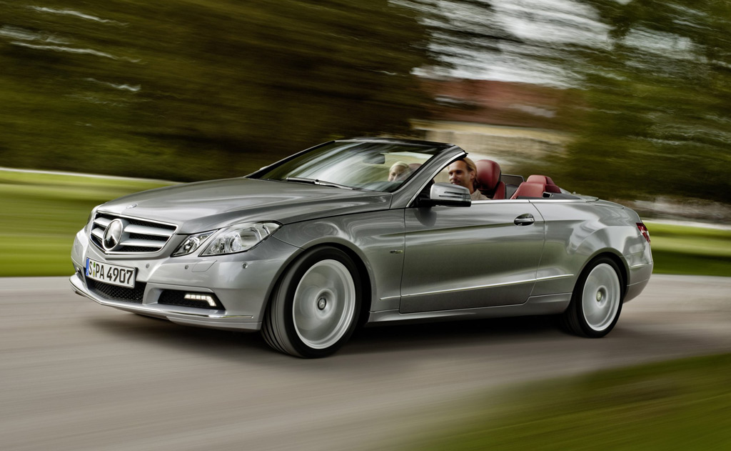2011 mercedes benz e class cabriolet preview for Mercedes benz e 2011
