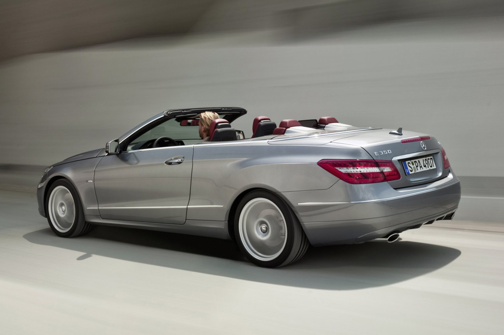 2011 mercedes benz e class cabriolet preview for Mercedes benz e350 convertible 2011
