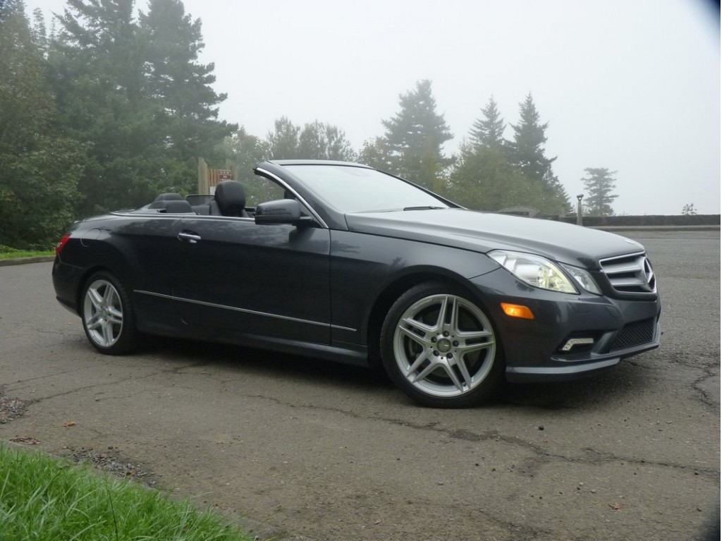 Image: 2011 Mercedes-Benz E550 Cabriolet, size: 1024 x 767, type: gif ...