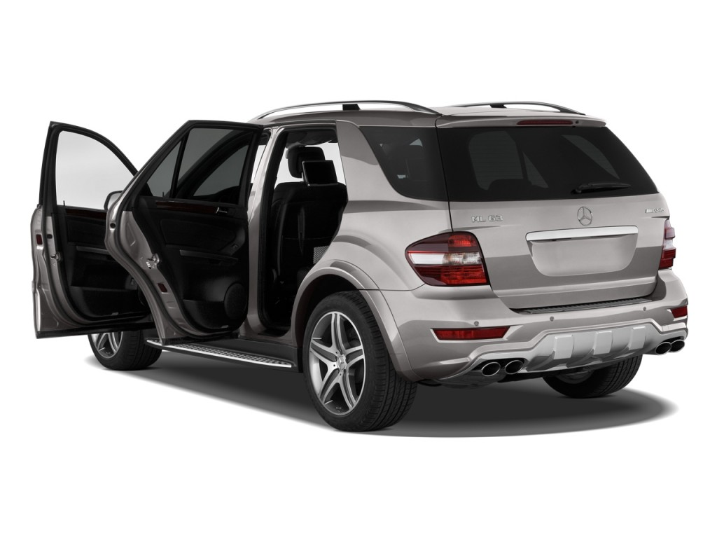 image 2011 mercedes benz m class 4matic 4 door 6 3l amg. Black Bedroom Furniture Sets. Home Design Ideas