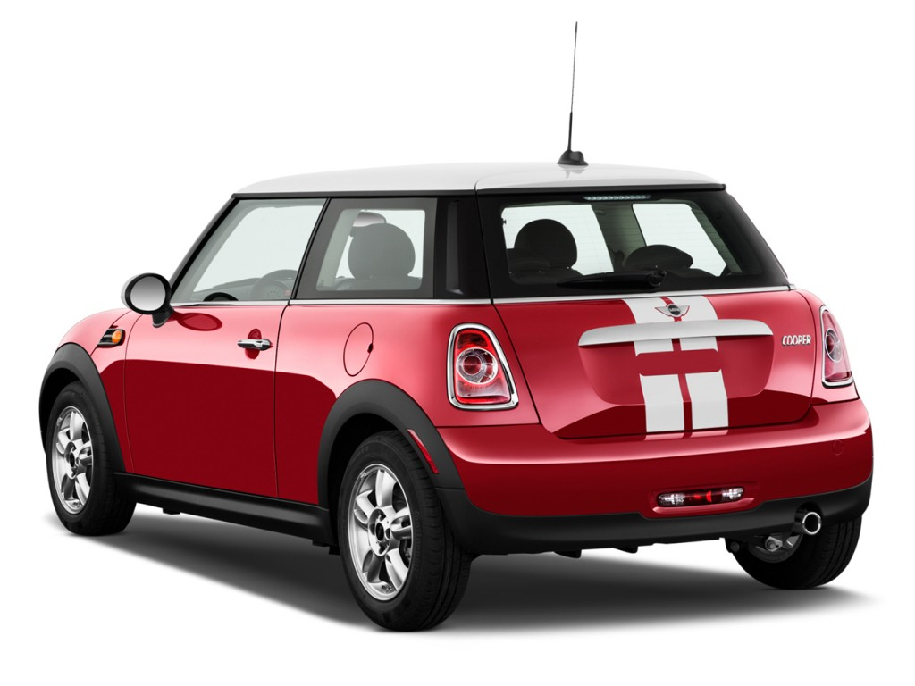 image 2011 mini cooper 2 door coupe angular rear exterior view size 1024 x 768 type gif. Black Bedroom Furniture Sets. Home Design Ideas