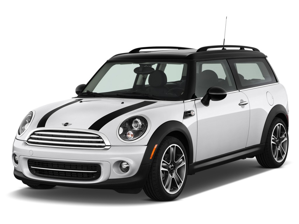 Image: 2011 MINI Cooper Clubman 2-door Coupe Angular Front