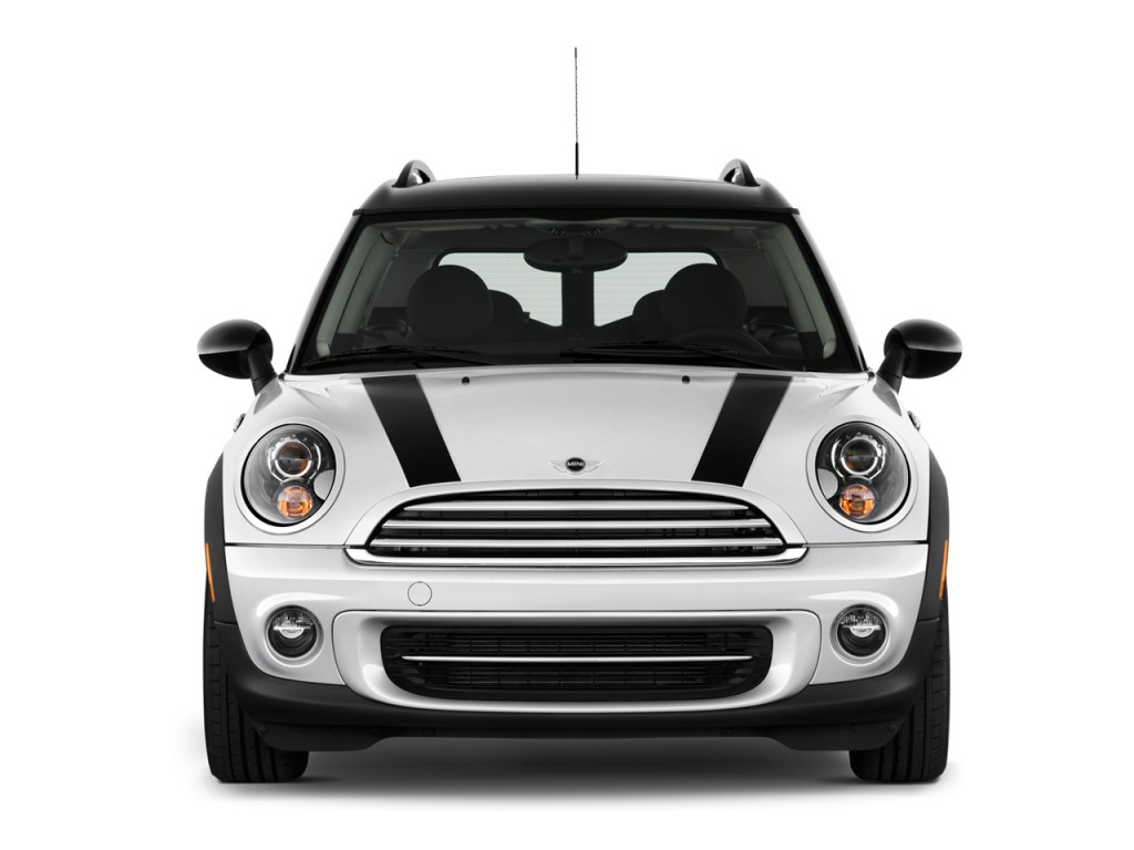 Image 2011 Mini Cooper Clubman 2 Door Coupe Front