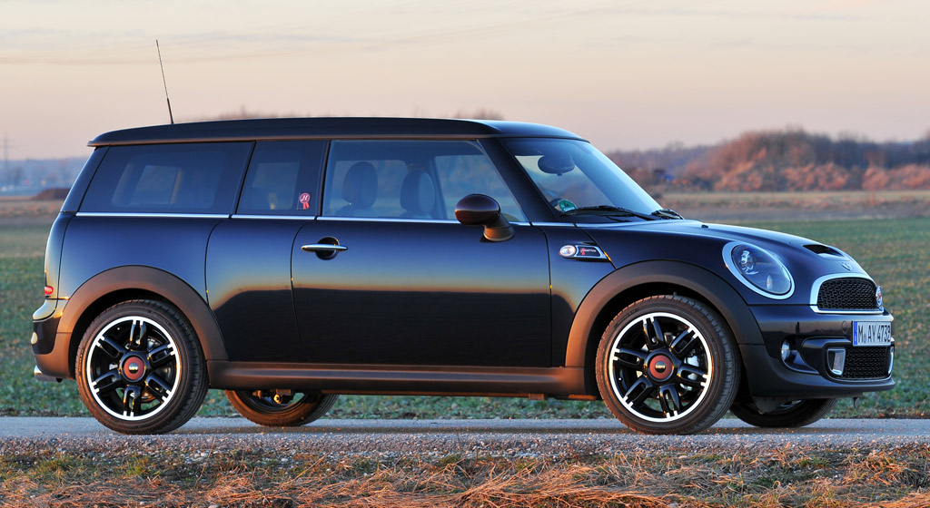 2011 mini cooper clubman pictures photos gallery green. Black Bedroom Furniture Sets. Home Design Ideas