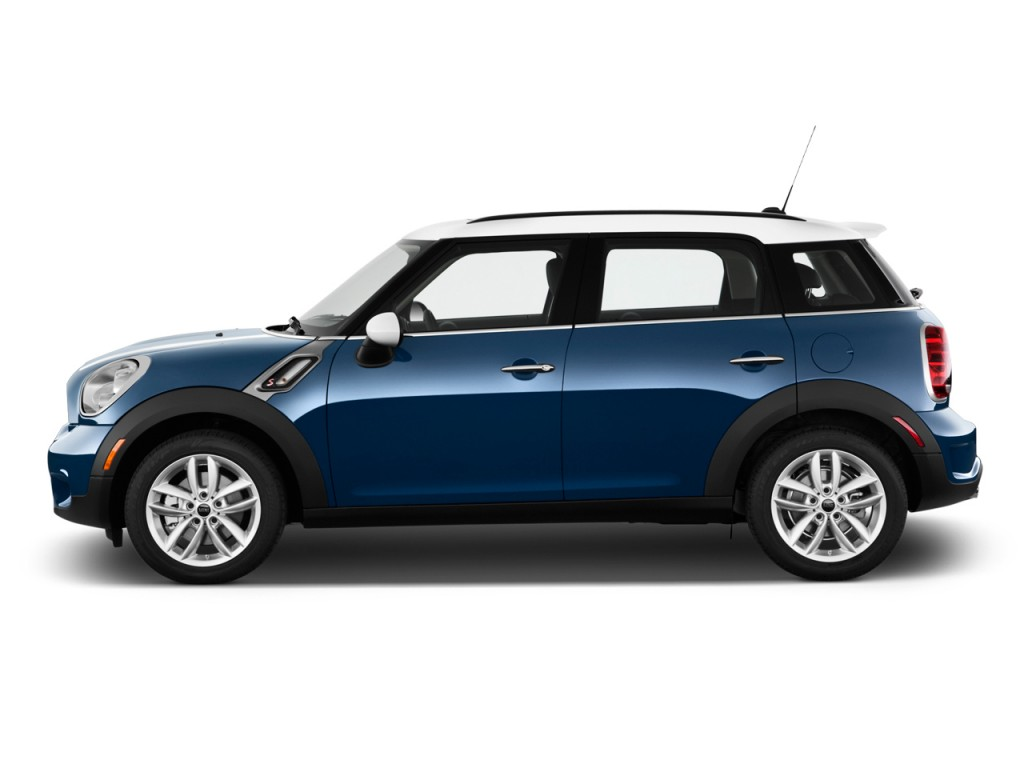 image 2011 mini cooper countryman fwd 4 door s side. Black Bedroom Furniture Sets. Home Design Ideas