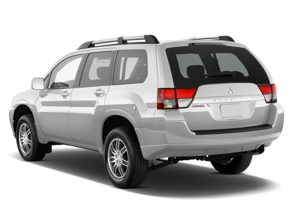 2011 Mitsubishi Endeavor Pictures Photos Gallery The Car