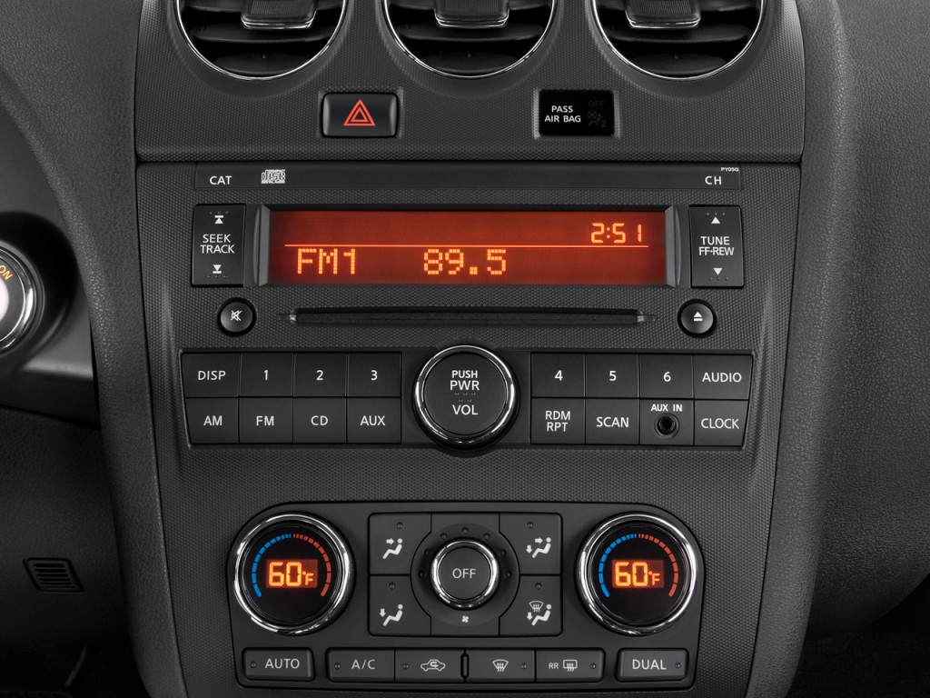 Question about bluetooth Audio with 2012 Altima - Nissan ...