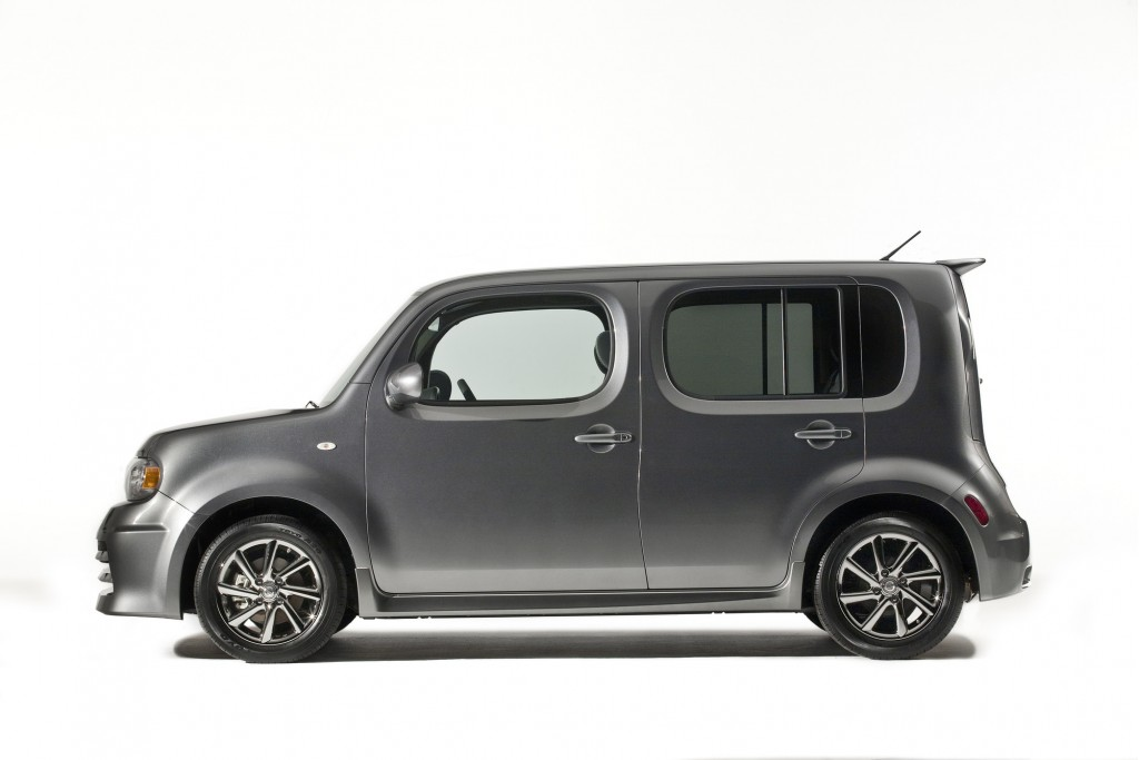 2011 Nissan Cube Pictures/Photos Gallery Green Car Reports