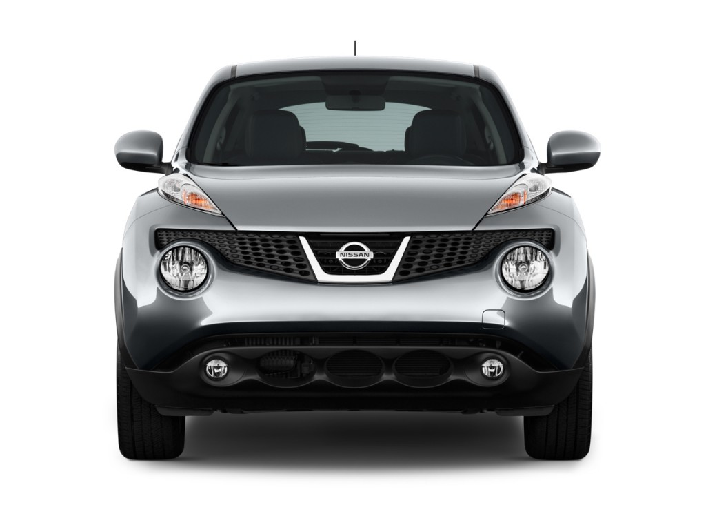 image 2011 nissan juke awd 5dr wagon i4 cvt sv front. Black Bedroom Furniture Sets. Home Design Ideas