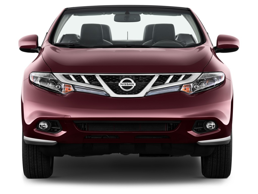 2011 nissan murano crosscabriolet pictures photos gallery motorauthority. Black Bedroom Furniture Sets. Home Design Ideas